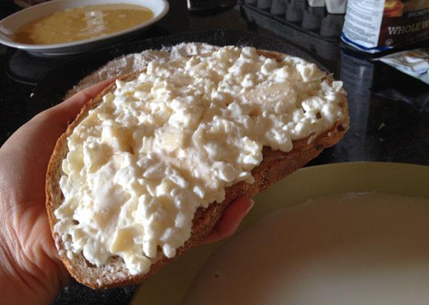 Mozzastein-bread