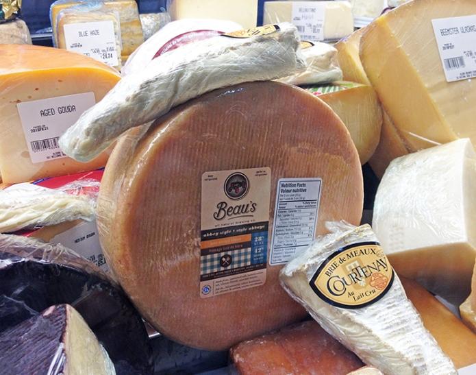 Beaus cheese